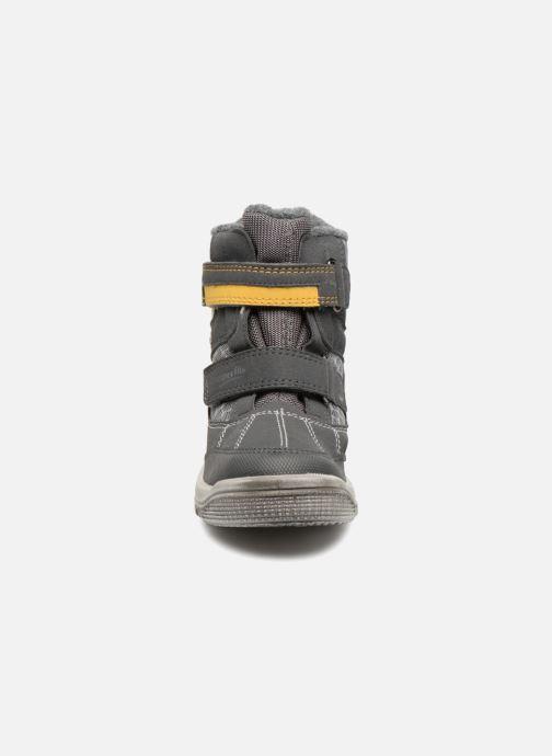 Sportschuhe Superfit Mars GTX grau schuhe getragen