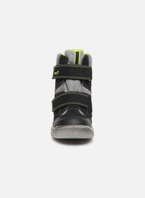 Chaussures de sport Superfit Mars GTX Noir vue portées chaussures