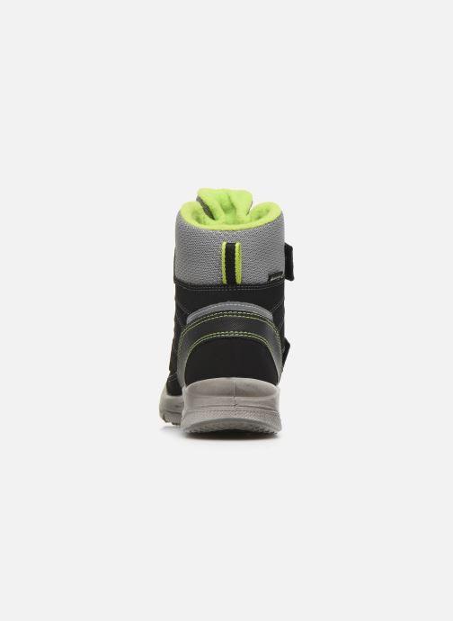 Zapatillas de deporte Superfit Mars GTX Negro vista lateral derecha