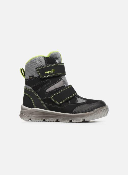 Chaussures de sport Superfit Mars GTX Noir vue derrière
