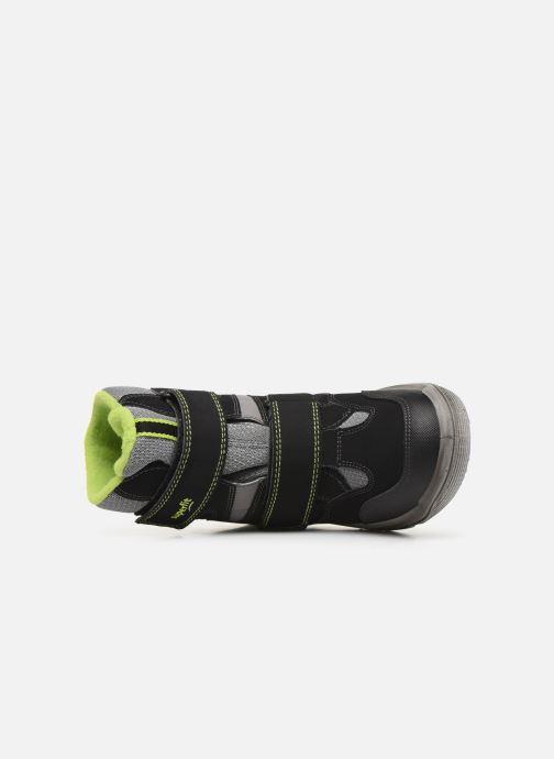 Zapatillas de deporte Superfit Mars GTX Negro vista lateral izquierda