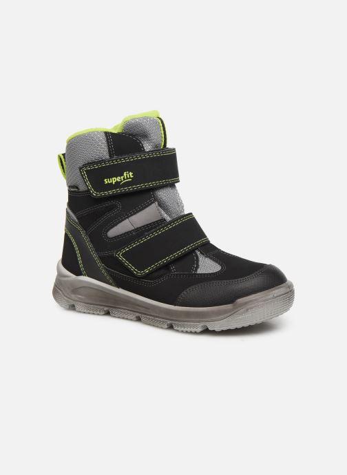 Sportssko Superfit Mars GTX Sort detaljeret billede af skoene