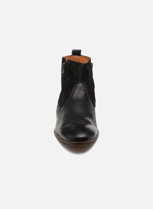 Bottines et boots Kost TORCOL69 Noir vue portées chaussures
