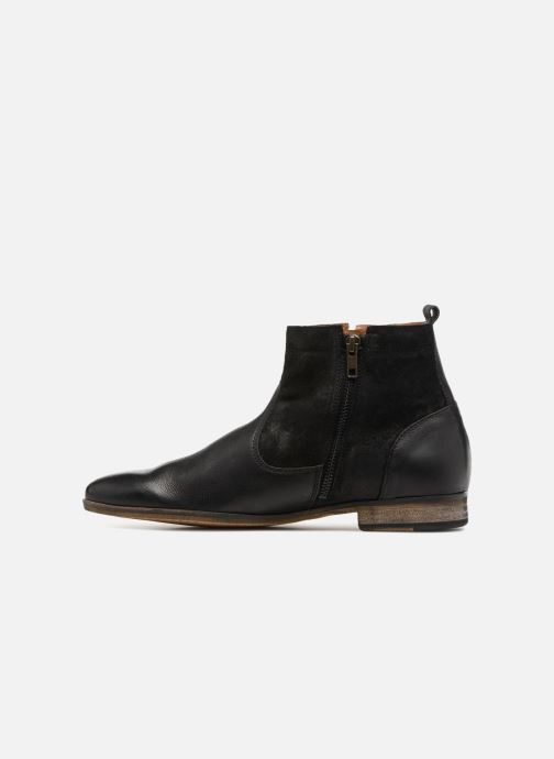 Bottines et boots Kost TORCOL69 Noir vue face