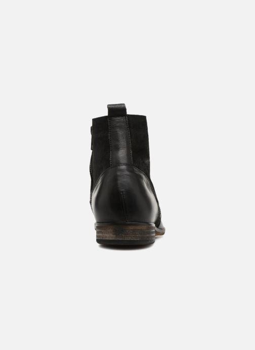 Bottines et boots Kost TORCOL69 Noir vue droite