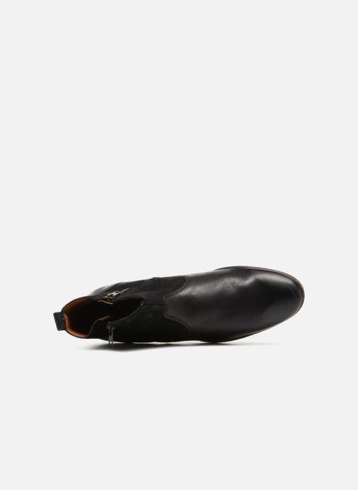 Bottines et boots Kost TORCOL69 Noir vue gauche