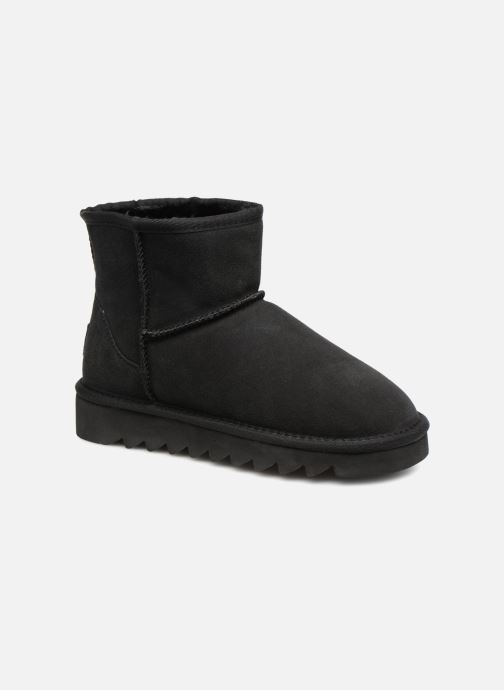 Boots en enkellaarsjes Colors of California Aymee Zwart detail