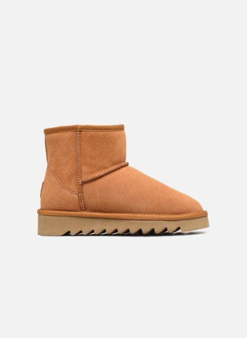 Bottines et boots Colors of California Aymee Marron vue derrière