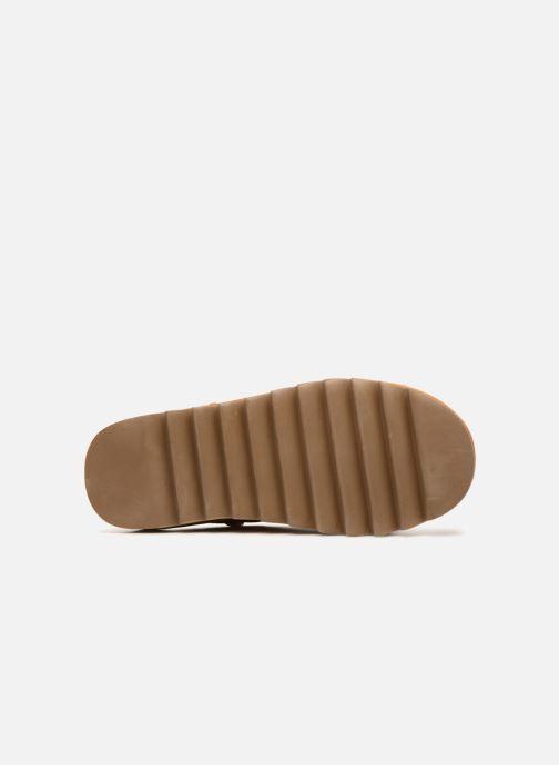 Bottines et boots Colors of California Aymee Marron vue haut