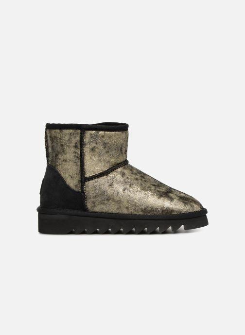 Bottines et boots Colors of California Laura Or et bronze vue derrière