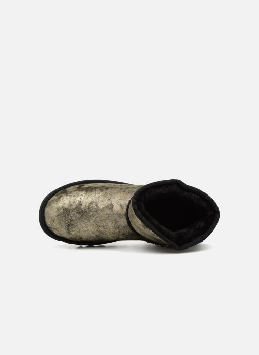 Bottines et boots Colors of California Laura Or et bronze vue gauche