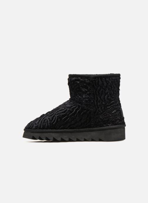 Bottines et boots Colors of California Jordana Noir vue face