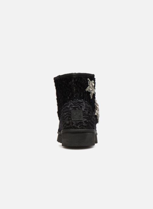 Bottines et boots Colors of California Jordana Noir vue droite