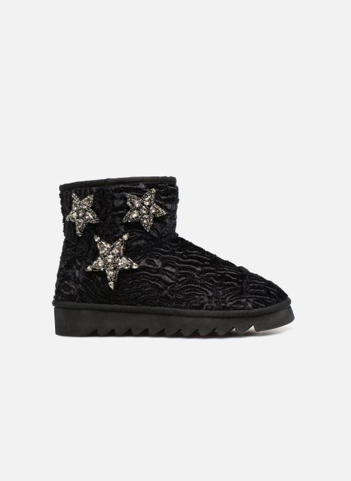 Bottines et boots Colors of California Jordana Noir vue derrière