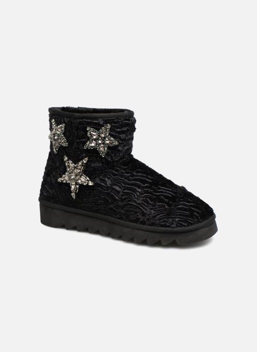 Bottines et boots Colors of California Jordana Noir vue détail/paire
