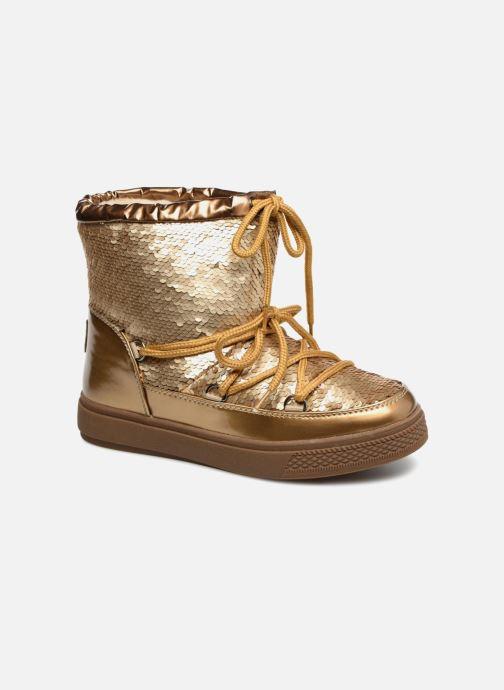 Chaussures de sport Colors of California Sherine Or et bronze vue détail/paire