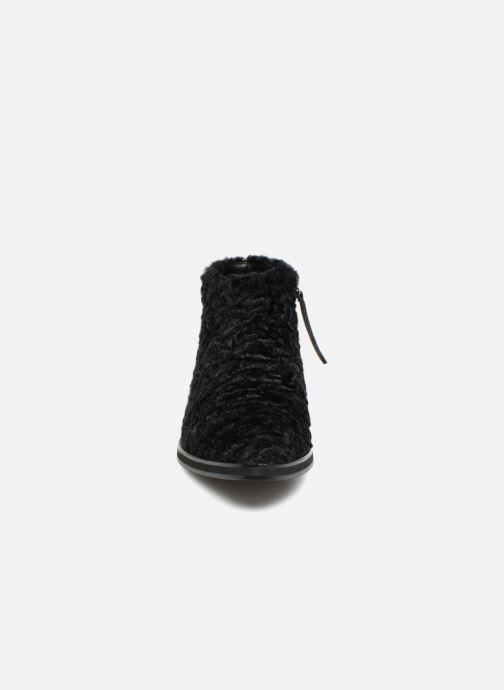 Bottines et boots Colors of California Philippine Noir vue portées chaussures