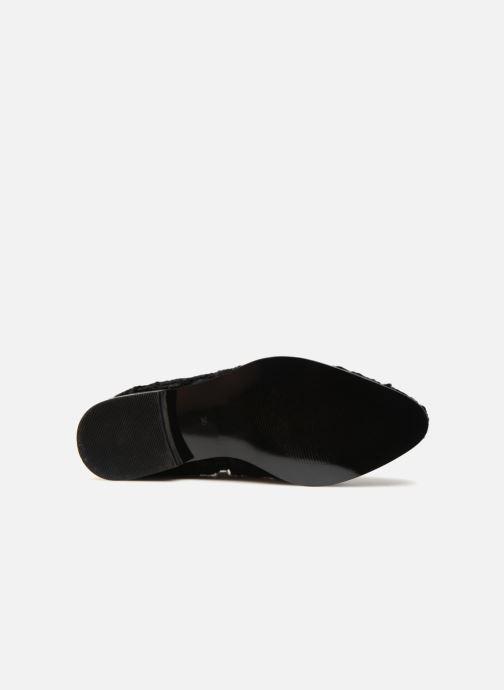 Bottines et boots Colors of California Philippine Noir vue haut