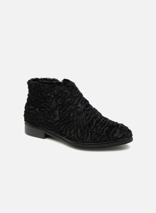 Bottines et boots Colors of California Philippine Noir vue détail/paire