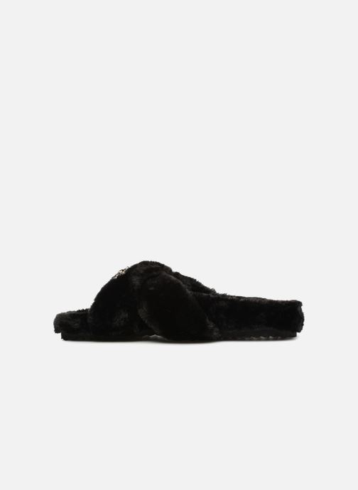 Slippers Colors of California Sabrina Black front view