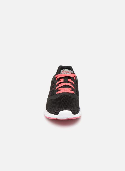 Chaussures de sport Asics Patriot 10 GS Noir vue portées chaussures