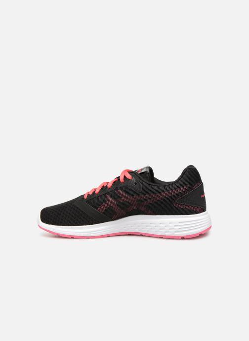 Chaussures de sport Asics Patriot 10 GS Noir vue face