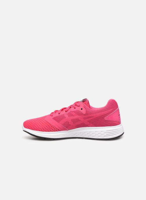 Sport shoes Asics Patriot 10 GS Pink front view