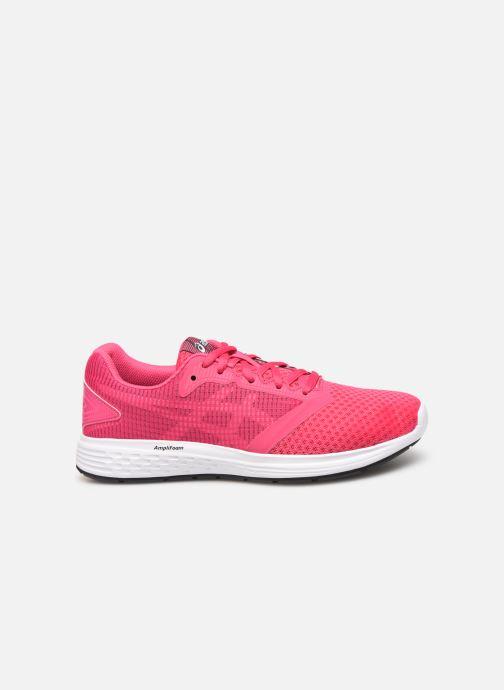 Sport shoes Asics Patriot 10 GS Pink back view