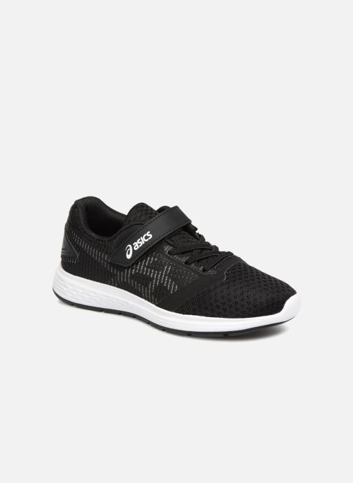 aa37e57be75c2a Asics Patriot 10 PS (Black) - Sport shoes chez Sarenza (328247)
