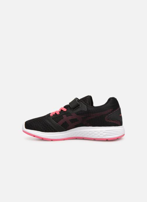 Chaussures de sport Asics Patriot 10 PS Noir vue face