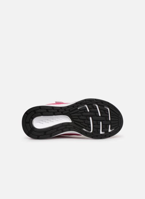 Chaussures de sport Asics Patriot 10 PS Rose vue haut