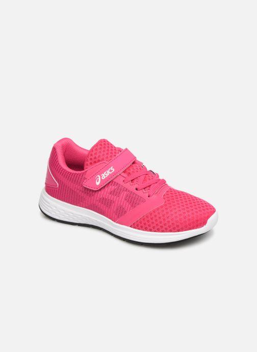 Sportssko Asics Patriot 10 PS Pink detaljeret billede af skoene
