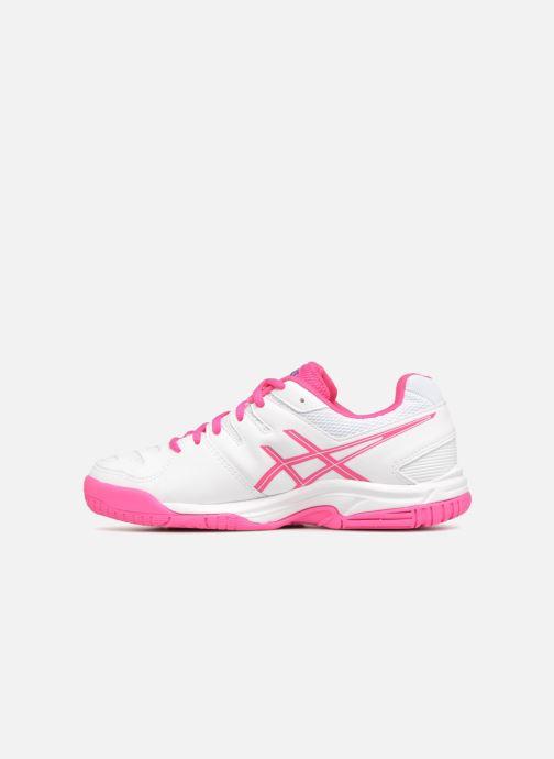 Chaussures de sport Asics Gel-Game 5 K Blanc vue face