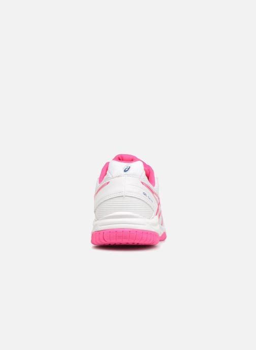 Chaussures de sport Asics Gel-Game 5 K Blanc vue droite