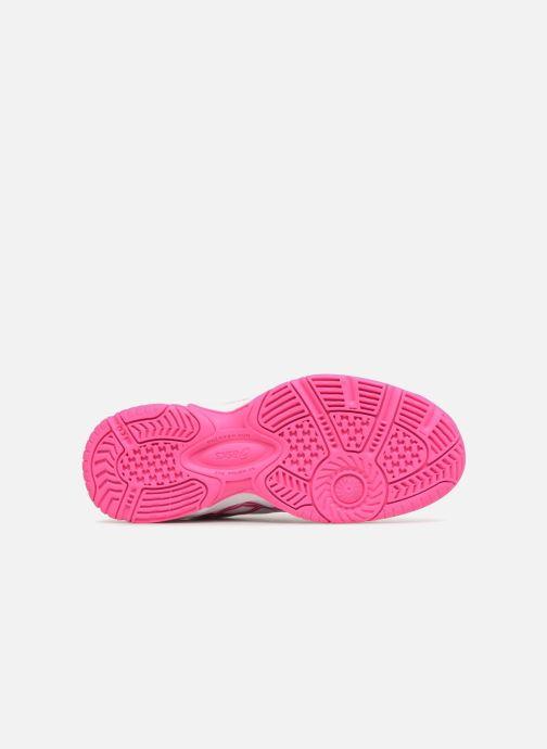 Chaussures de sport Asics Gel-Game 5 K Blanc vue haut