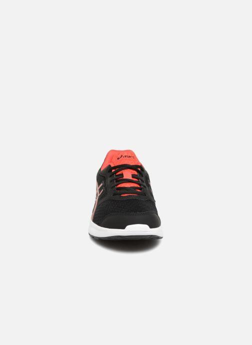 Chaussures de sport Asics Stormer 2 GS Noir vue portées chaussures