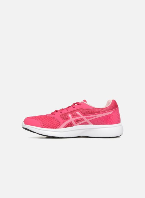 Sport shoes Asics Stormer 2 GS Pink front view