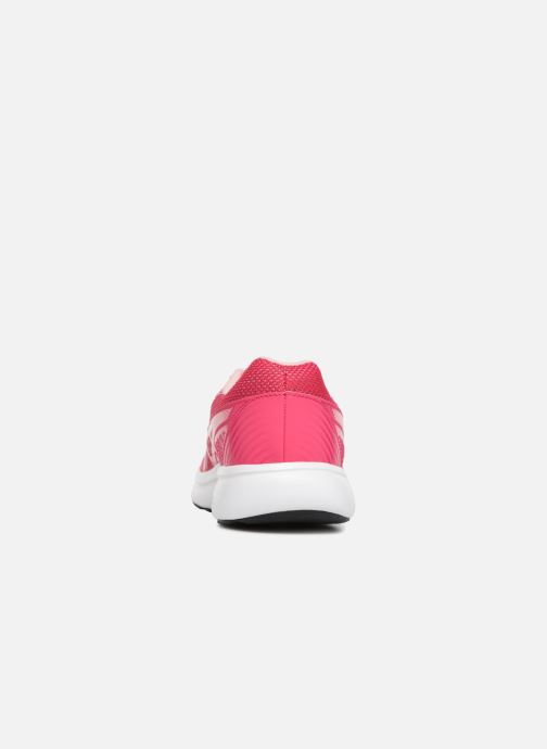 Sport shoes Asics Stormer 2 GS Pink view from the right