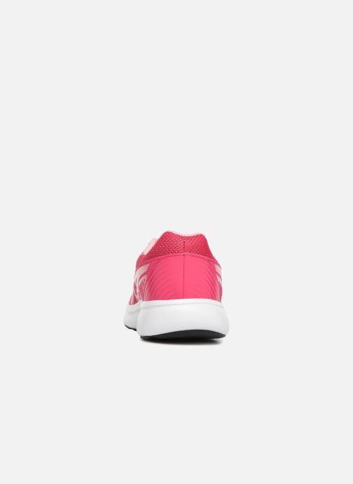Chaussures de sport Asics Stormer 2 GS Rose vue droite
