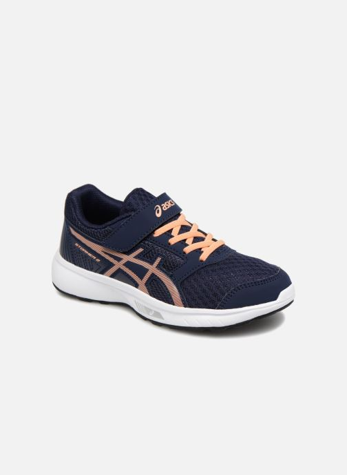 Asics Stormer 2 PS (Bleu) Chaussures de sport chez Sarenza