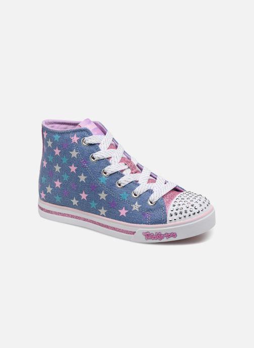 Sneakers Skechers SPARKLE GLITZ SHINY STARZ Viola vedi dettaglio/paio