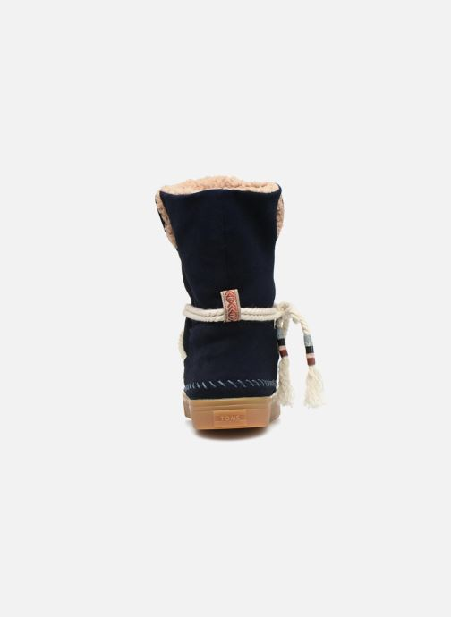 Bottines et boots TOMS Vista Bleu vue droite