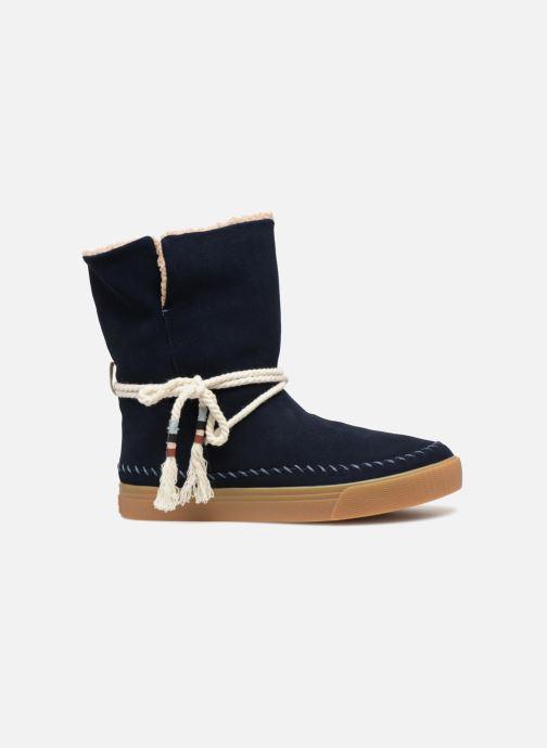 Bottines et boots TOMS Vista Bleu vue derrière