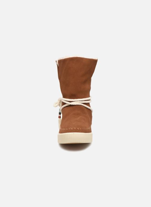 Bottines et boots TOMS Vista Marron vue portées chaussures