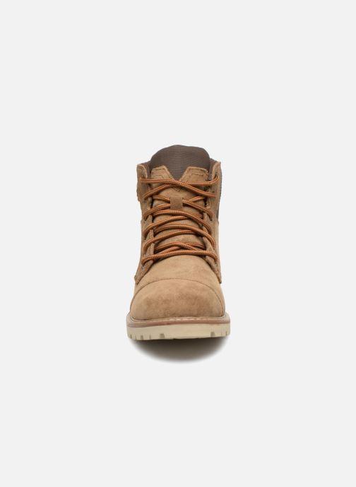 Bottines et boots TOMS Ashland Marron vue portées chaussures