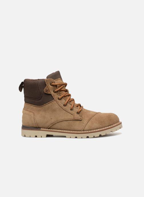 Bottines et boots TOMS Ashland Marron vue derrière
