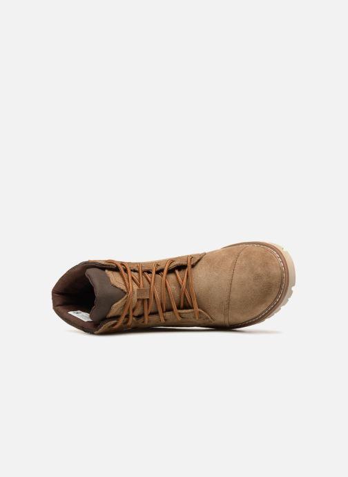 Bottines et boots TOMS Ashland Marron vue gauche