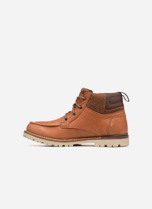 Bottines et boots TOMS Hawthorne Marron vue face