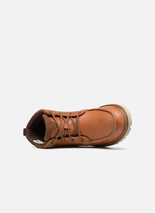 Stiefeletten & Boots TOMS Hawthorne braun ansicht von links