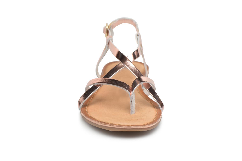 Sandales et nu-pieds Gioseppo Rocfar 2 Or et bronze vue portées chaussures